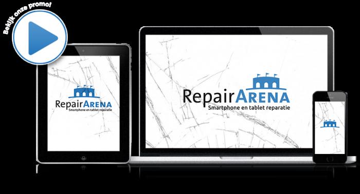 Scherm repareren Repair Arena